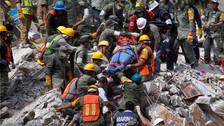 México se une para rescatar sobrevivientes y atender damnificados por el terremoto