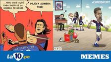 Neymar y Cavani protagonizan memes por su discusión por patear los penales