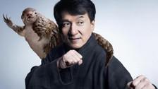 Jackie Chan se une a la lucha para salvar a los pangolines de la extinción
