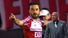 Lo sufre Mosquera: el golazo de Ignacio Scocco a Jorge Wilstermann