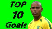 YouTube | Los 10 mejores goles de Ronaldo Nazario en su cumpleaños 41