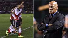 Relator argentino insultó a Roberto Mosquera tras goleada de River Plate