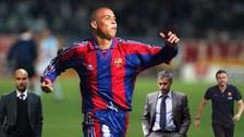 Ronaldo Nazario y el día que dejó sentados a Mourinho, Guardiola y Luis Enrique
