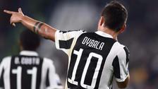 El doblete de Paulo Dybala en el triunfo de la Juventus en el clásico de Turín