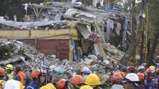 Unas tres mil casas y edificios resultaron afectados por el terremoto
