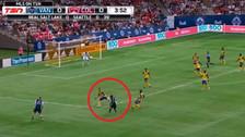 Yordy Reyna y su milimétrico pase en el Vancouver Whitecaps de la MLS