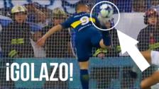 YouTube | Benedetto anotó un golazo de taco en triunfo de Boca Juniors