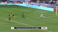 La gran carrera de Yordy Reyna para anotar un golazo en la MLS