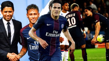 La millonaria oferta del PSG a Cavani para que le de los penales a Neymar