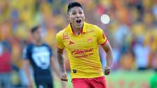 Raúl Ruidíaz encabeza la tabla de goleadores en la Liga MX