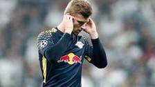 Timo Werner no soportó el ruido de los hinchas de Besiktas y pidió su cambio