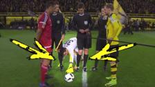 Descubre el curioso 'ritual' del arquero de Borussia Dortmund: Roman Bürki