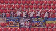 Zorya logró histórico triunfo en España y solo 6 hinchas lo alentaron