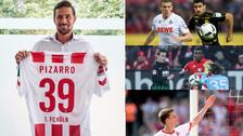 Claudio Pizarro a Colonia: ¿con quiénes luchará por el titularato?