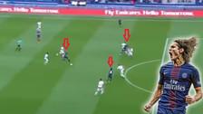 Golazo de la 'MCN': taco de Mbappé, asistencia de Neymar y definición de Cavani