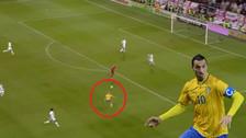 Zlatan Ibrahimovic cumplió 36 años: revive el golazo de 'chalaca' ante Inglaterra