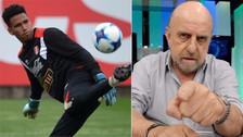 Horacio Pagani desmereció el gran partido de Gallese ante Argentina