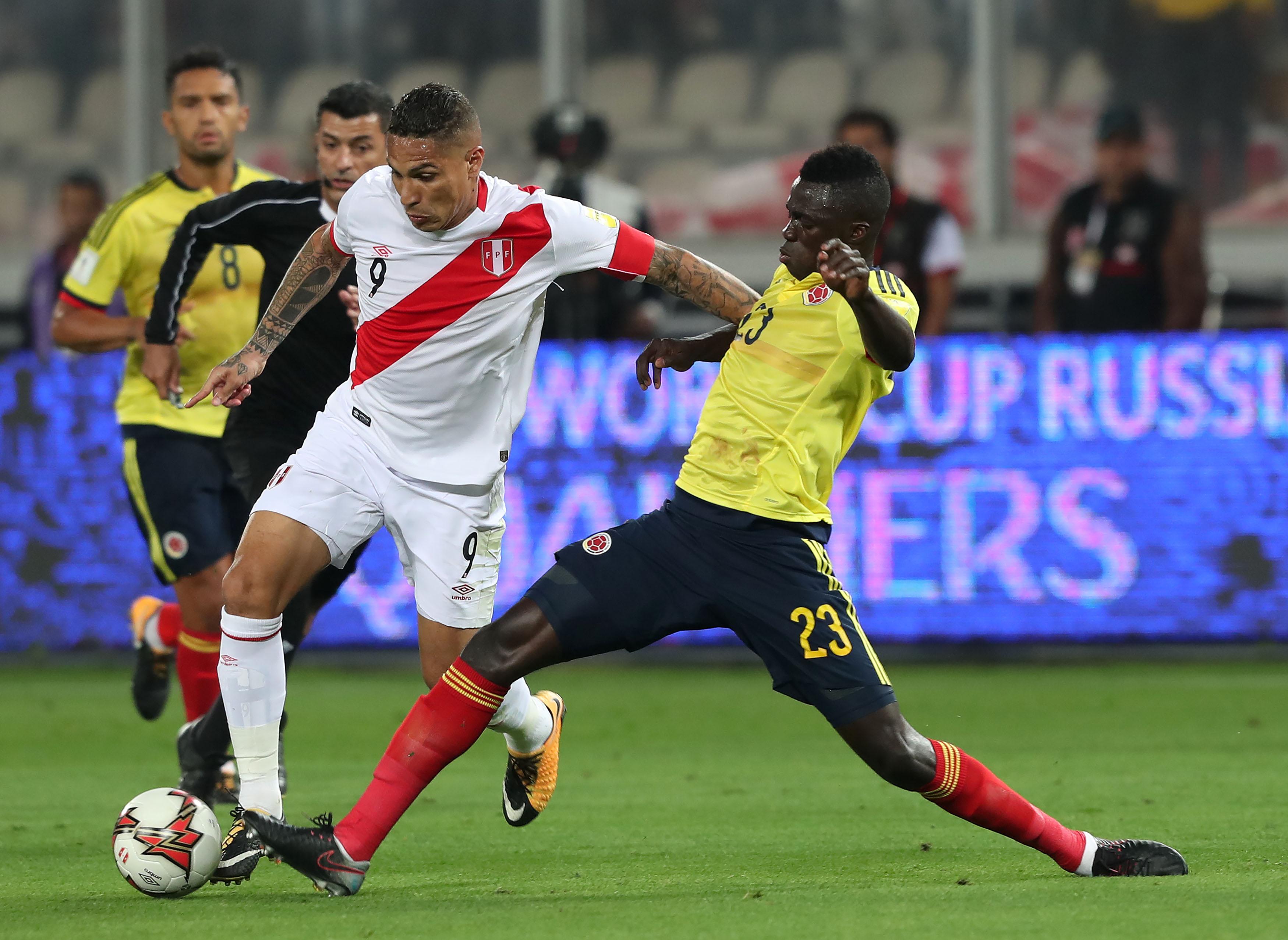 Perú enfrentará a Colombia buscando regresar a un Mundial luego de 35 años