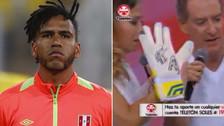 Pedro Gallese donó sus guantes autografiados a subasta de la Teletón