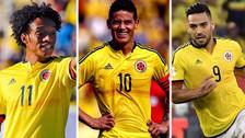 Este es el valor del once titular de Colombia que enfrentará a Perú