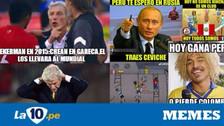 Los memes más graciosos en la previa del Perú versus Colombia