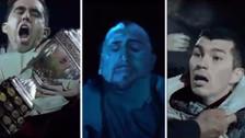 La divertida parodia de la eliminación de Chile inspirado en Titanic