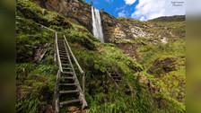 Video | Catarata Gocta, ruta a una de las cataratas más grandes del mundo