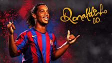 Las jugadas que Ronaldinho usó para humillar a otros cracks