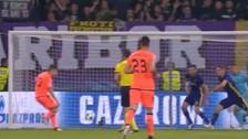 Philippe Coutinho anotó un golazo de primera en la Champions League