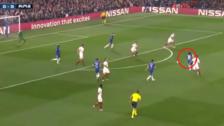 YouTube | David Luiz anotó un golazo desde 25 metros en el empate del Chelsea