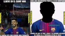 Barcelona es víctima de memes tras derrotar al Olympiakos en el Camp Nou