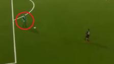 YouTube | Arquero cometió blooper en el empate del Bilbao