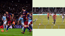 YouTube | Imitaron el famoso penal de Messi y Suárez en el fútbol ecuatoriano