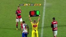 Video| Así fue la salida de Paolo Guerrero tras caer lesionado
