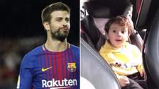 Hijo de Messi canta en catalán y genera esta reacción en Piqué