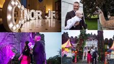 Fotos | Conor McGregor presumió el lujoso bautizo de su hijo