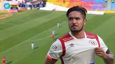 Video | Juan Vargas casi anota un golazo de 30 metros ante Real Garcilaso