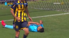 El blooper que acabó en el autogol de Sporting Cristal ante Sport Rosario