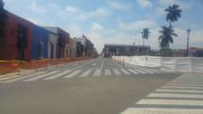 Así lucen las calles del Centro Histórico de Trujillo por censo nacional