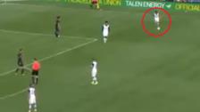 Video | El tiro libre de Yoshimar Yotún que terminó en gol