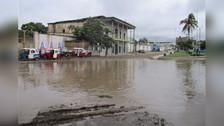 Chepén y Pacasmayo soportaron intensas lluvias