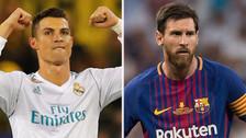 Los jugadores que más veces han estado en el 11 ideal de la FIFA