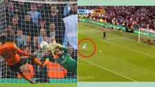 Manchester City: el 'panenka' de Agüero y los dos penales atajados por Bravo