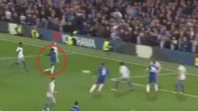 YouTube | La jugada colectiva de Chelsea que terminó en gol de William