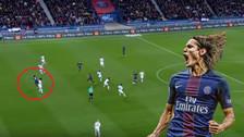 YouTube | La exquisita definición de Cavani en el triunfo de PSG ante Niza