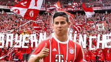 YouTube | La gran ovación a James Rodríguez tras su gol en el triunfo de Bayern