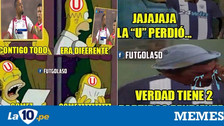 Mira los memes que dejó la derrota de Universitario ante Melgar