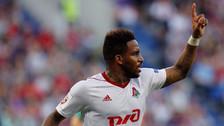 Jefferson Farfán anotó un doblete para el triunfo del Lokomotiv ante el Zenit