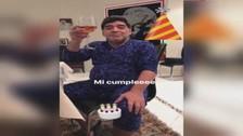Video | El mensaje de Diego Maradona en su cumpleaños 57