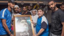 Fotos | Así celebró Diego Maradona su cumpleaños 57